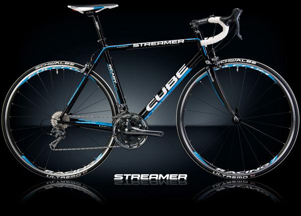 Велосипед CUBE STREAMER